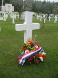 Rhone American Cemetery - Southern France