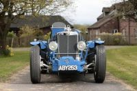 1934 MG Magnette ND/NE Racing Special