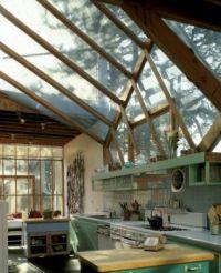 Greenhouse Kitchen!