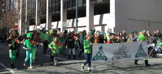 St. Patrick's Day Parade  (4)