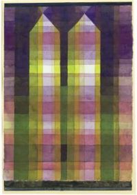 Twin Tower — Paul Klee 1923