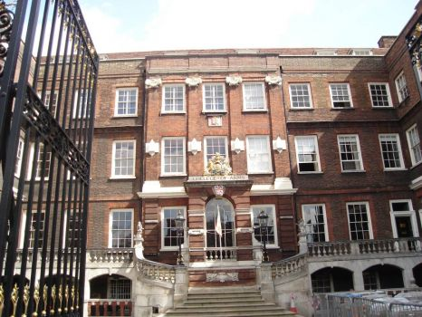 College of Arms_London, England