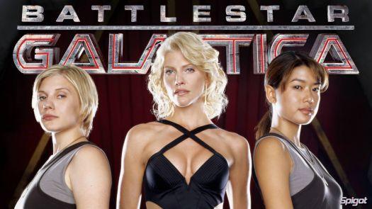 Battlestar Galactica Gals