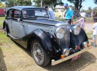 SS (Jaguar) 2½ litre Sports Saloon - 1938