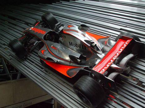 McLaren MP4/21 - Beaulieu