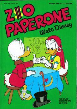 zio Paperone n° 7