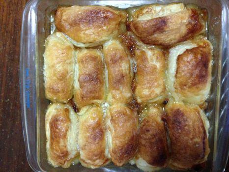 Apple Dumplings for tea anyone?
