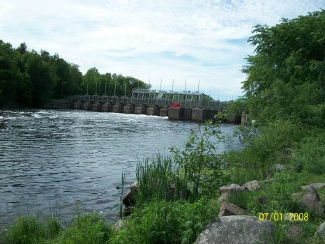 Pokegema  Federal  Dam