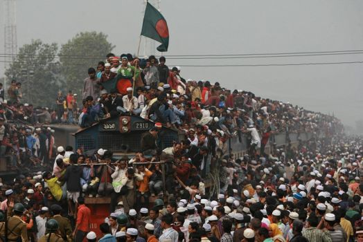 Busiest Train Ever