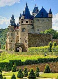 Schloss Burresheim, Germany.  6041