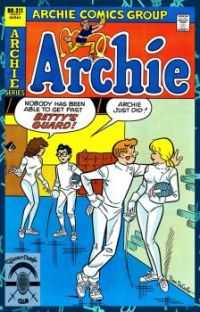 Archie #311 Fitness Fun