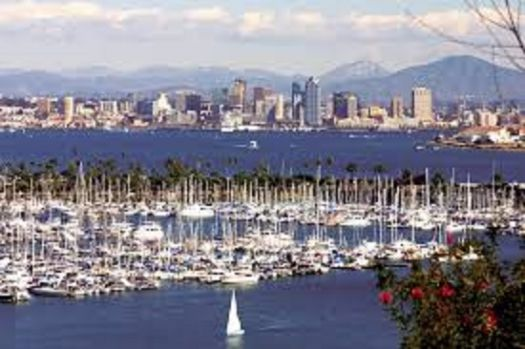 Themes: Capitols & Large Cities ~ San Diego CA