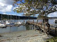 herriot bay off Vancouver Island/QUADRA