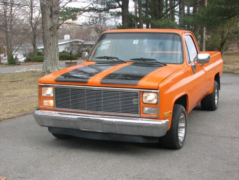 Late 70's C-10