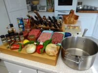 Making chili today - larger.