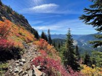 Fall arrives to Northwest US