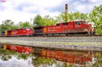 Canadian Pacific in Fairport, NY
