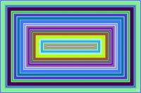 Concentric Rectangles!! ~ H