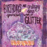 Birthday: Ironic Card
