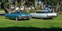 1960 Cadillacs