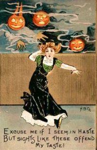 Halloween, by artist H. B. Griggs