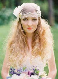 WEDDING THEMES:  antique bride