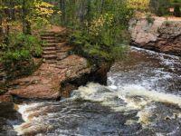 The Amnicon River