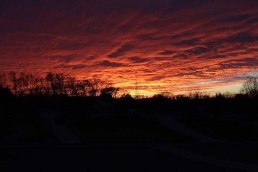 Sunrise February 6, 2021