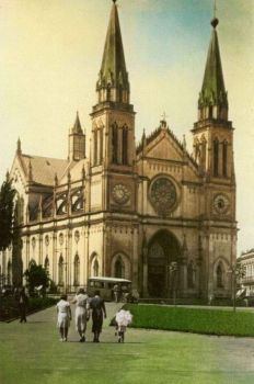 Cathedral of Curitiba