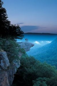 Whitaker Point, Arkansas  USA