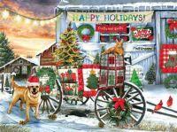 Holiday Wagon (Medium)