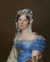 Franz Seraph Stirnbrand Princess Catherine of Wurttemberg  1820s
