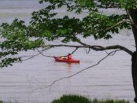 Kayaking at the Cottage