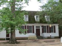 Building At Colonial Williamsburg