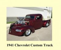 1941 Chevy Custom Truck
