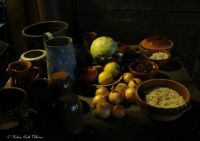 Captains meal on Batavia, Lelystad