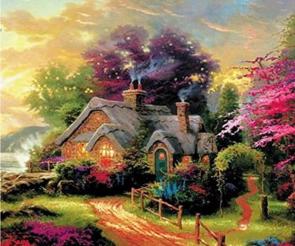 Fairy Tale Cottage!