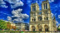 Notre Dame de Paris France 2