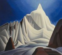 Lawren Harris - Mountains in Snow
