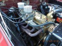 Hudson racing engine.