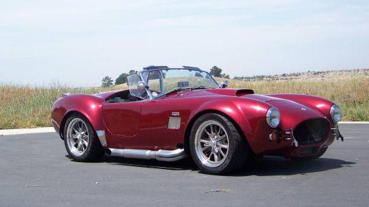 1967 427 Shelby Cobra