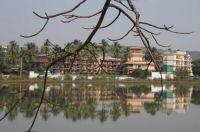 Goa, Lazy Lagoon Hotel in Arpora