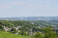 halifax 26-05-2017 Newlands Road over to Wainhouse Tower 01