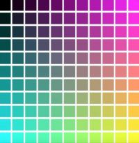 Color Gradient Square