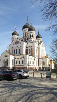 Aleksander Nevski Katedraal, Tallinn