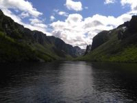 Western Brook Pond Newfoundland