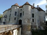 Chateau, Normandy