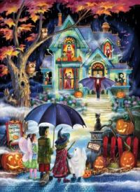 The Vampire Mansion