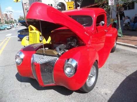 Ford 1938 pickup