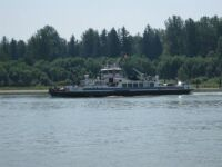 Ferry, now retired.